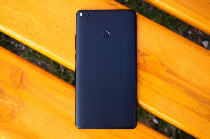 Обзор Xiaomi Mi Max 2 - эволюция лучшего фаблета с большой батареей Xiaomi  - cbb8b083ba