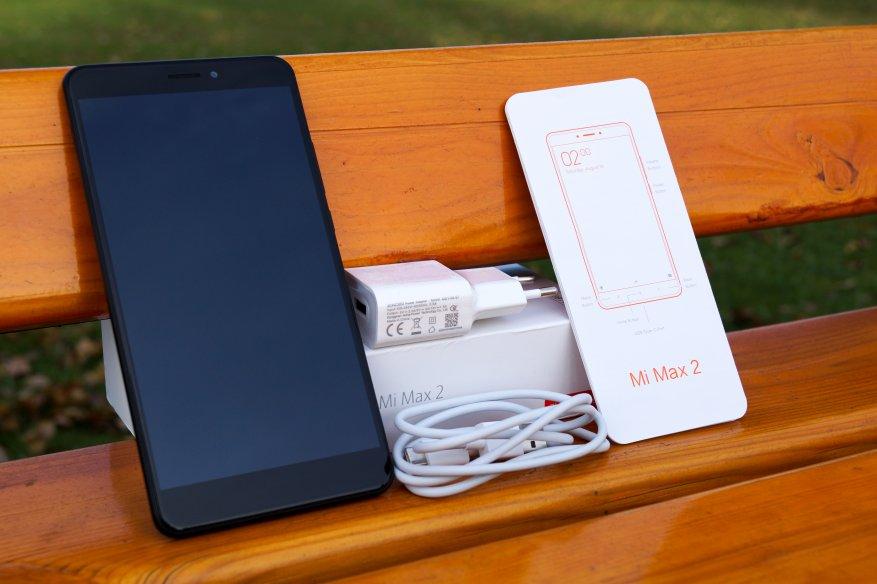 Обзор Xiaomi Mi Max 2 - эволюция лучшего фаблета с большой батареей Xiaomi  - cdbbcb5b62