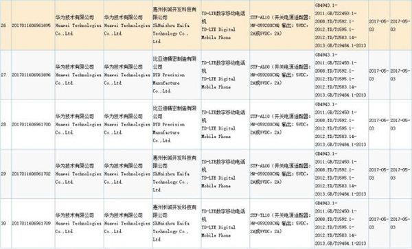 Huawei Honor 9 покажут во второй половине июня Другие устройства  - honor-9-2