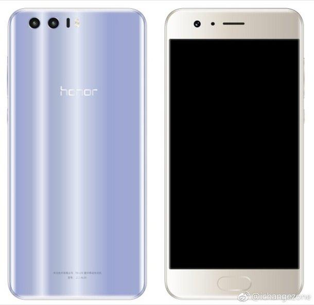 Huawei Honor 9 покажут во второй половине июня Другие устройства  - honor-9-3