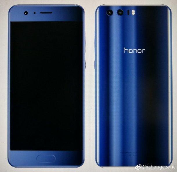 Huawei Honor 9 покажут во второй половине июня Другие устройства  - honor-9