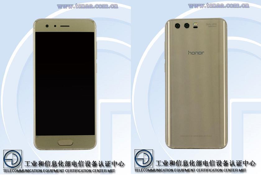 Huawei Honor 9 появился в базе данных TENAA Другие устройства  - huawei-honor-9