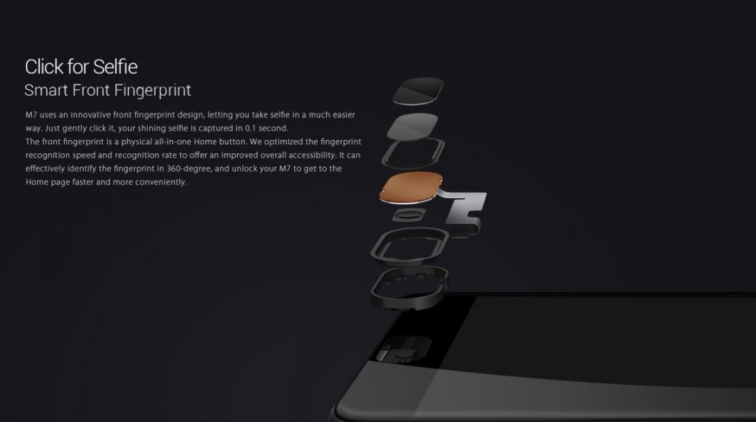 Подробные характеристики  Leagoo M7 и старт продаж Другие устройства  - leagoo_m7_4