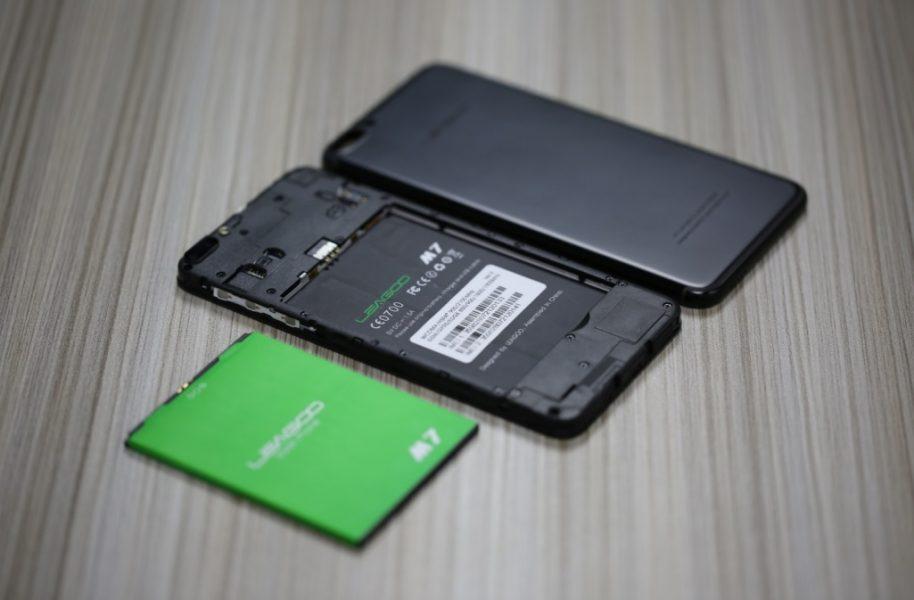 Подробные характеристики  Leagoo M7 и старт продаж Другие устройства  - leagoo_m7_5