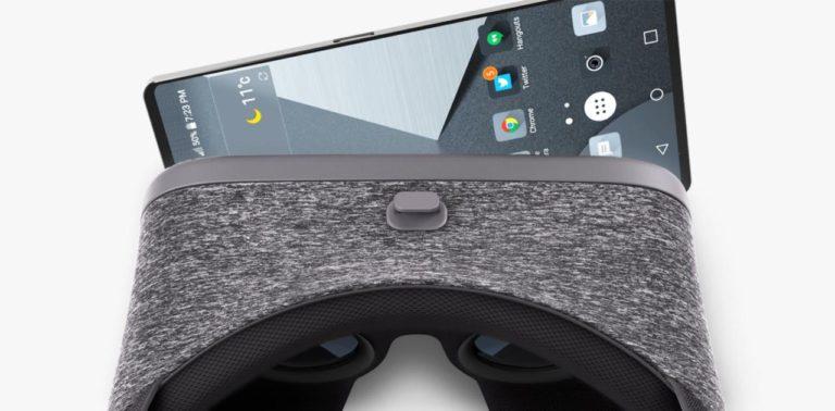 Концепт LG V30 в безрамочном стиле и 4 камерами LG - lg-v30-daydream