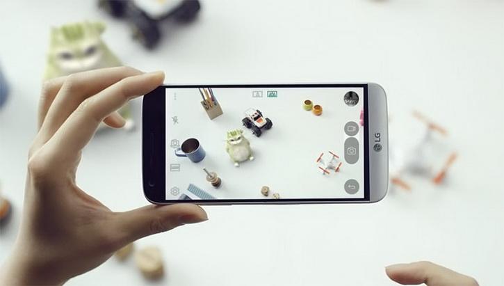 Скидка на LG G5 SE в 15% с двумя бесплатными модулями LG  - lg_g5_se_01