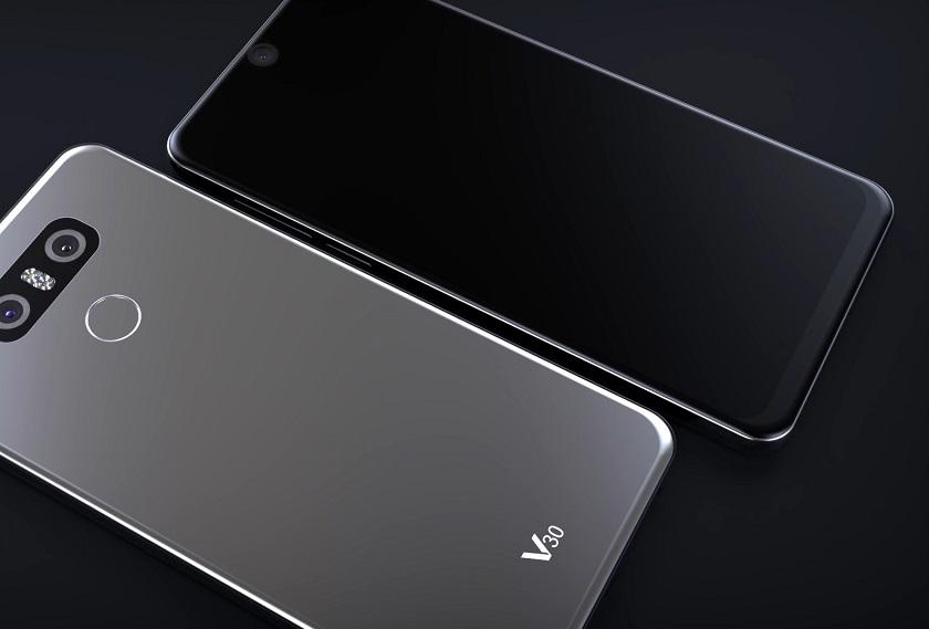 В Сети появился еще один вариант концепта LG V30 LG  - lg_v30_concept