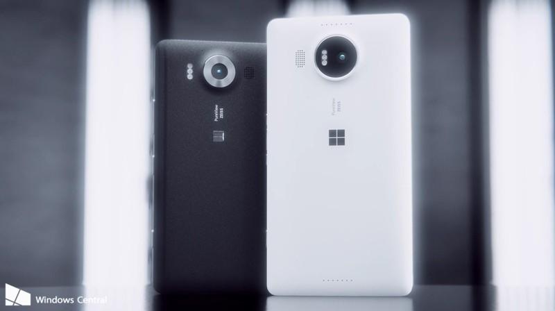 Какой изначально должна была быть Lumia 950. Фото. Другие устройства  - lumia_950_original-vision