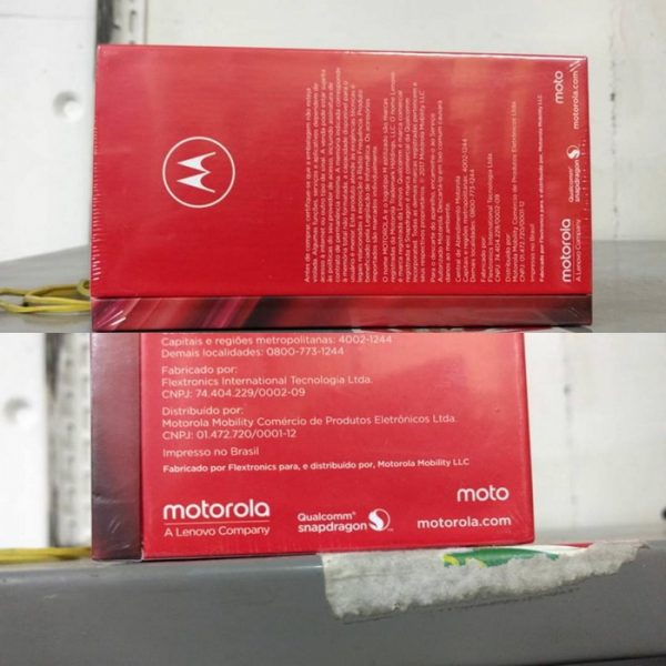 Moto Z2 Play из коробки: живые фото и характеристики Другие устройства  - moto_z2_play_box_04