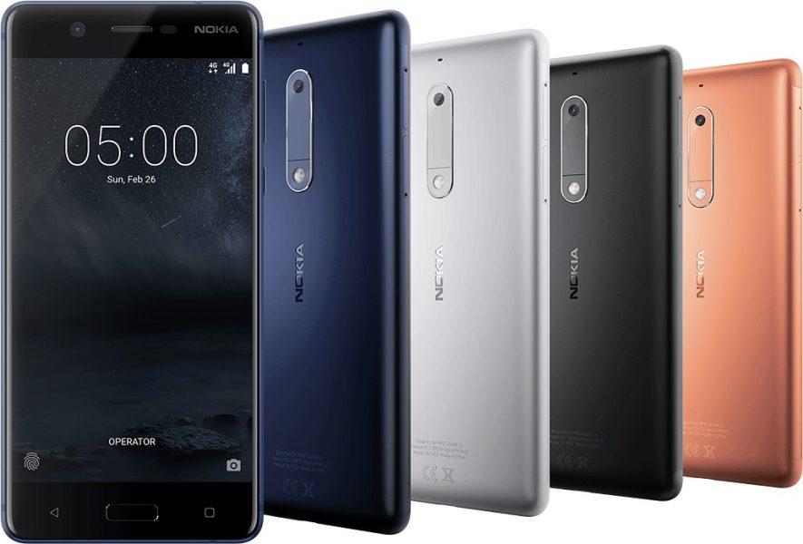 Российские цены Nokia моделей 3, 5 и 6 Другие устройства  - nokia_5_announced_1