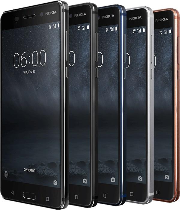 Российские цены Nokia моделей 3, 5 и 6 Другие устройства  - nokia_6_announced_1