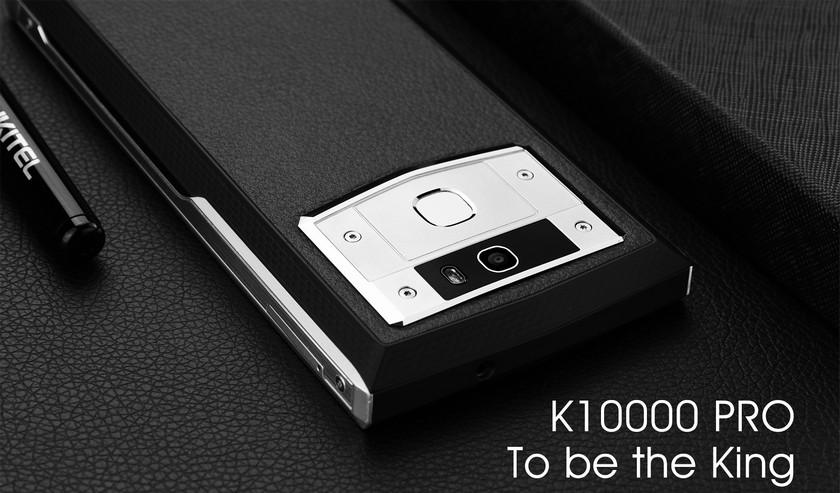 Oukitel K10000 Pro с аккумулятором на 10 000 мАч Другие устройства  - oukitel-k10000-coming-soon-8-may