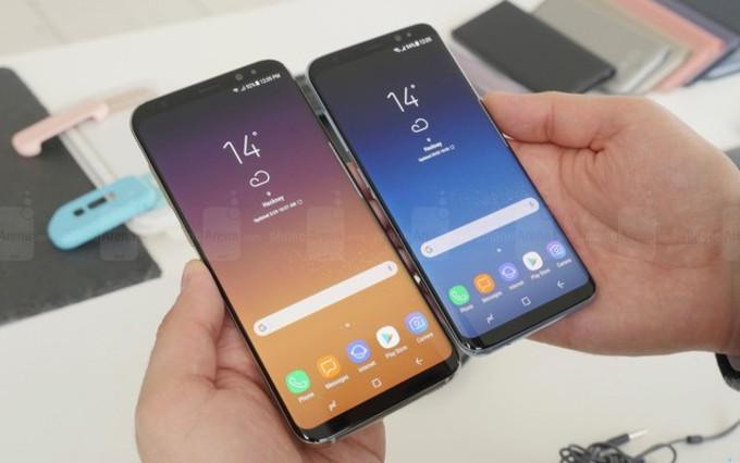 Мнение потребителей об автономности Galaxy S8 Samsung  - hedr-1
