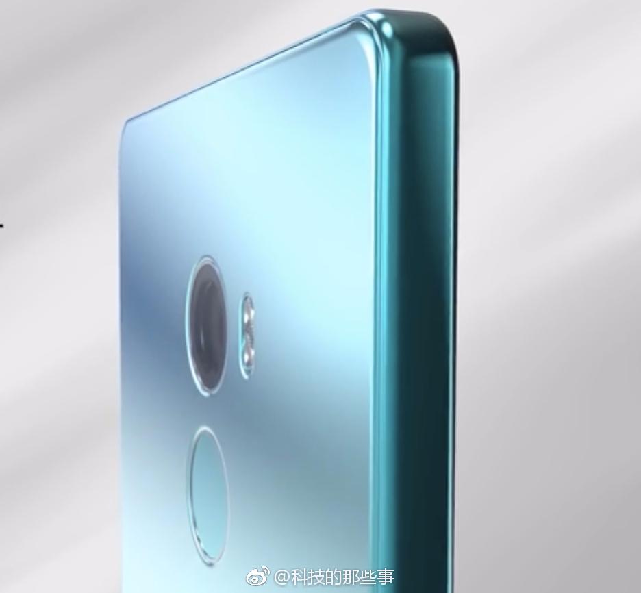 Концепты Xiaomi Mi MIX 2: как может выглядеть новый флагман Xiaomi  - xiaomimimix2_concept1