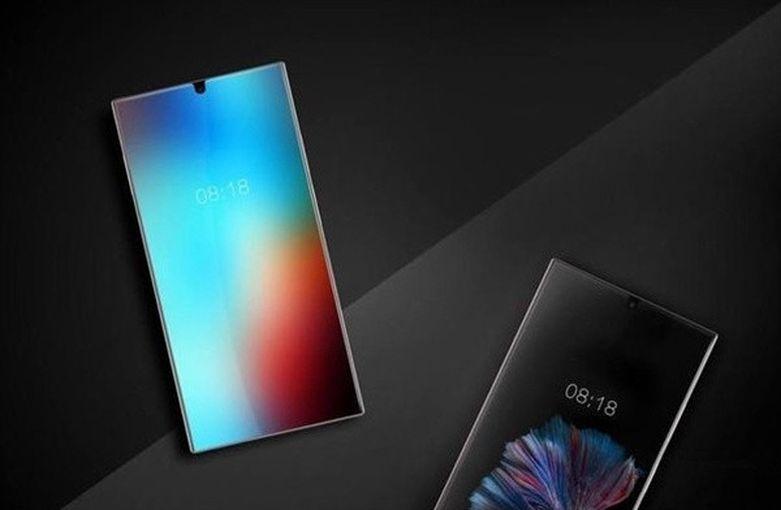 Первые фото нового безрамочного смартфона от Sharp Другие устройства  - 33928b09e40441456aa3bfe37b83f950