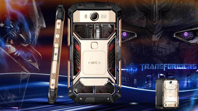 Aermoo M1 готовит смартфон-трансформер Другие устройства  - aermoo-m1-transformer-16-june-1