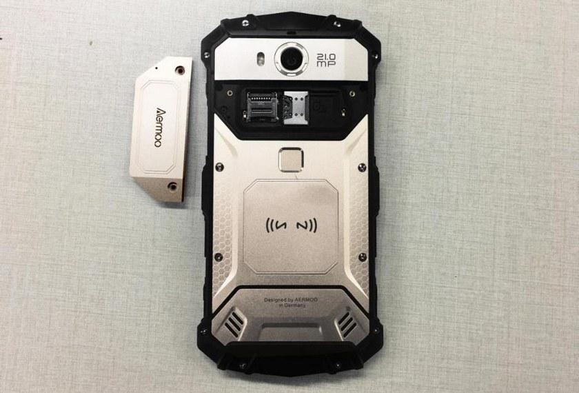 Aermoo M1 готовит смартфон-трансформер Другие устройства  - aermoo-m1-transformer-16-june-2