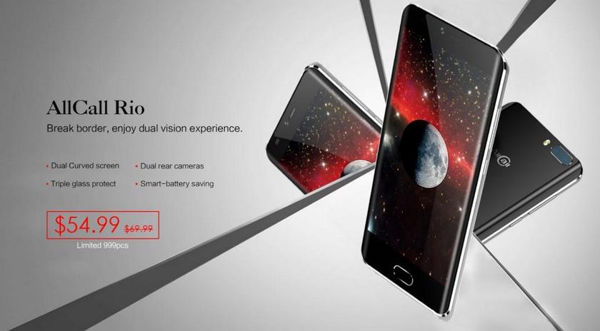 AllCall Rio: бюджетный смартфон с ярким экраном за $54.99 Другие устройства  - allcall-rio-23-june-4