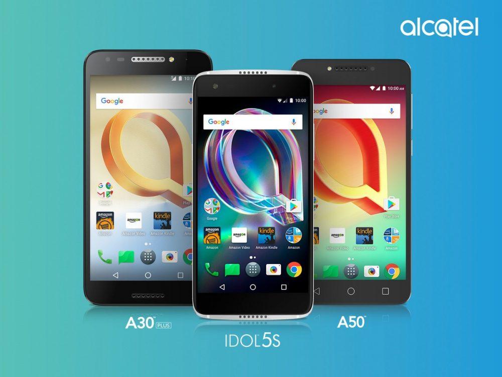 Alcatel Idol 5S