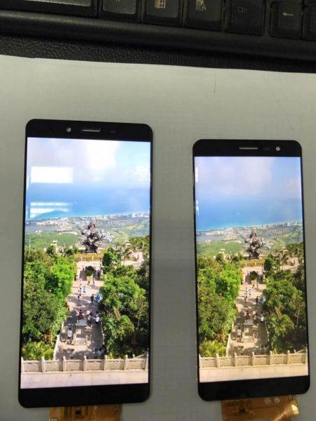 Doogee выпустит BL5000 и Mix Plus, клон Galaxy S8 Другие устройства  - doogee_mix_plus_3