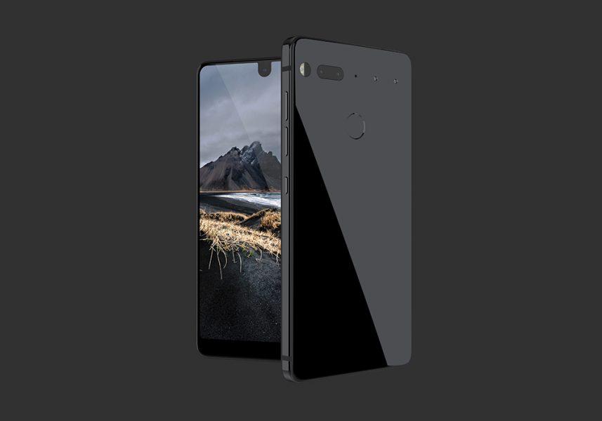 Essential PH-1 поступит в продажу летом Другие устройства  - essential-ph-1-black