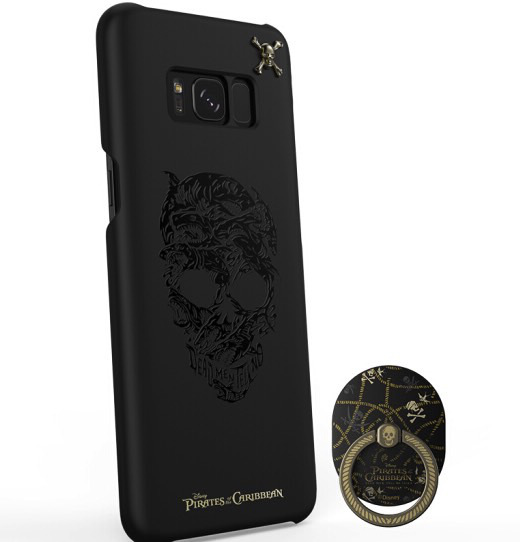 Samsung Galaxy S8 Pirates of Caribbean Edition уже в продаже Samsung  - galaxy_s8_pirates_02