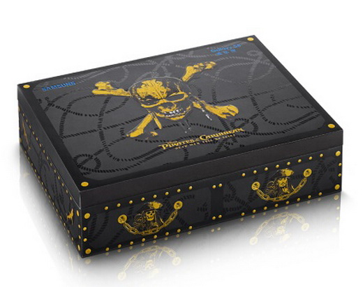 Samsung Galaxy S8 Pirates of Caribbean Edition уже в продаже Samsung  - galaxy_s8_pirates_05