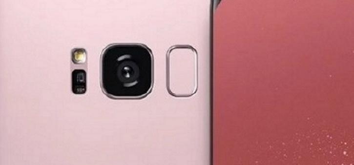 Розовый Samsung Galaxy S8: правда или ложь ?! Samsung  - galaxy_s8_rose_02