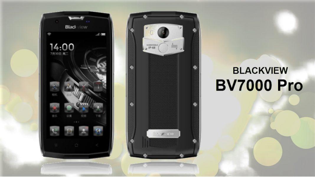 Защищенный Blackview BV8000 Pro с 6 Гб ОЗУ покажут 5 июня Другие устройства  - hq720