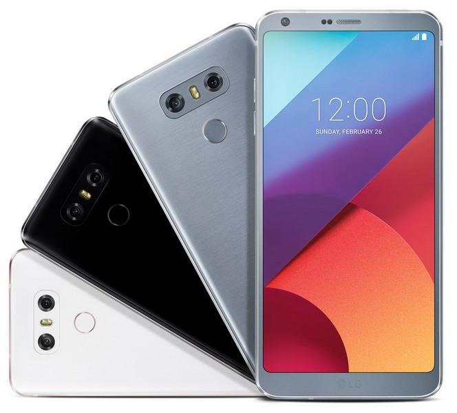Смартфоны LG G6 Pro и G6 Plus готовятся у выходу LG - lg-g6-pro-plus-versions-rumor