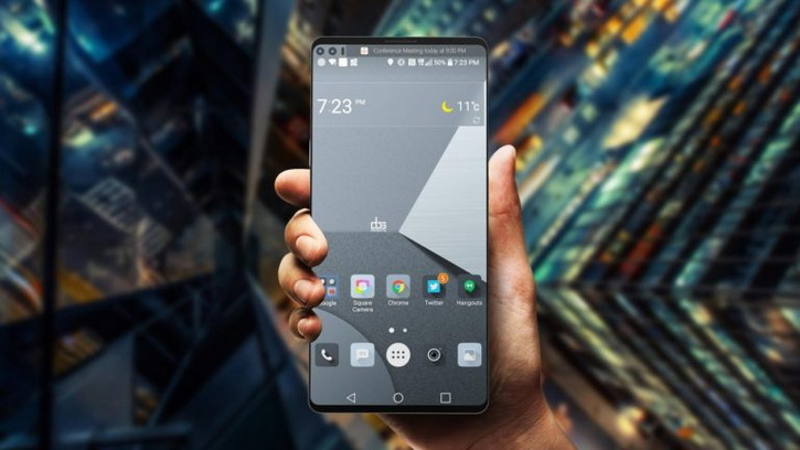 LG V30 будет показан раньше Samsung Galaxy Note 8 LG  - lg_v30_concept