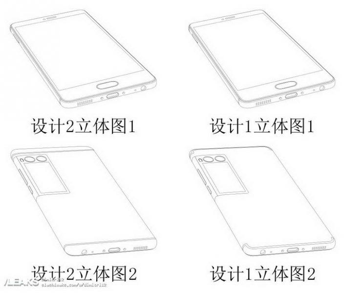 Meizu Pro 7 - новые фото, рендеры и чертежи Meizu  - meizu_pro_7_renders_09