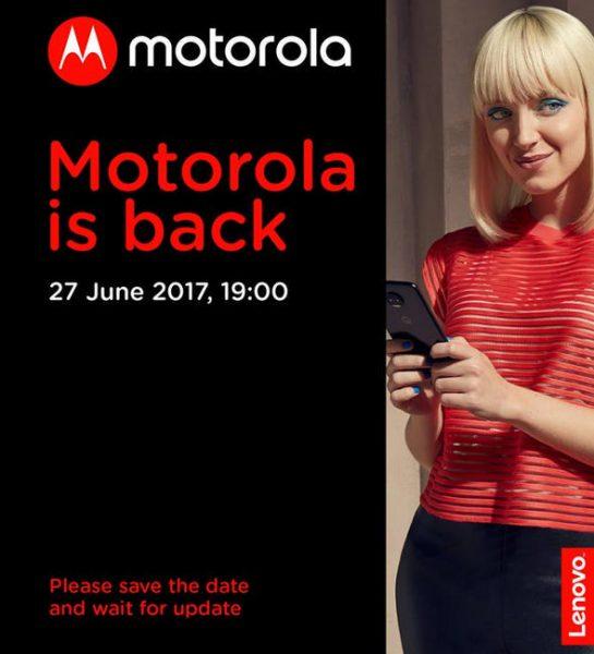 Moto Z2 Force будет представлен 27 июня Meizu  - motorola-is-back-moto-z2-release-date-teased