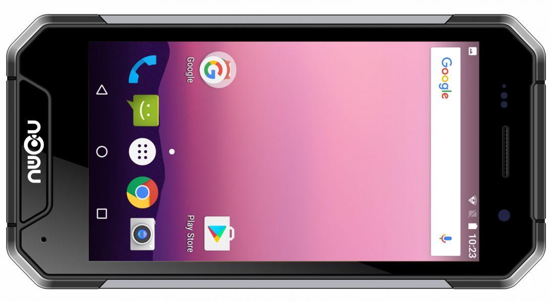 Nomu выпустит компактный и защищённый S30 mini Другие устройства  - nomu_s30_mini