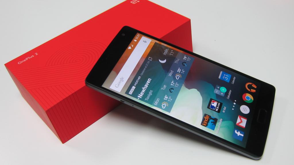 OnePlus 2 не получит прошивки до Android Nougat Другие устройства  - oneplus-2