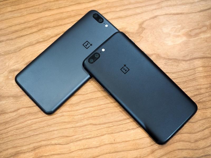Фото и видео OnePlus 5. Сравнение двух расцветок Другие устройства - oneplus_5_live_01-1