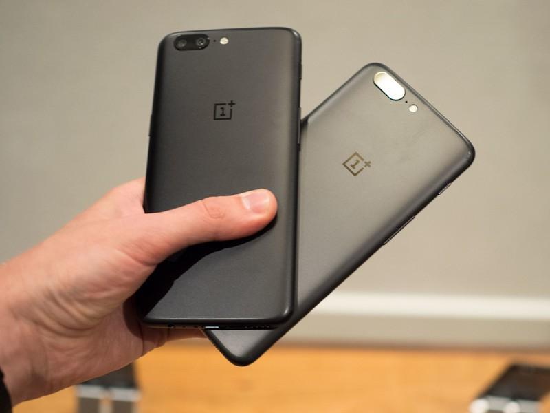 Фото и видео OnePlus 5. Сравнение двух расцветок Другие устройства - oneplus_5_live_03-1