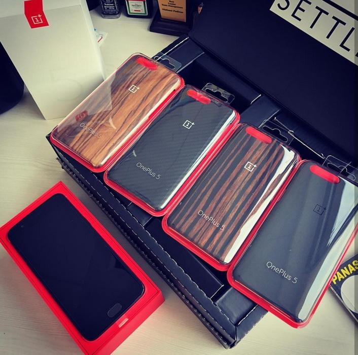 Распаковка OnePlus 5 до анонса + снимки Другие устройства  - oneplus_5_live_05