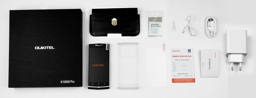 Официальная распаковка Oukitel K10000 Pro плюс распродажа Другие устройства  - oukitel-k10000-pro-unboxing-sale-aliexpress-2