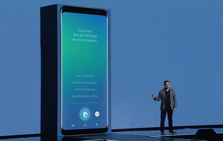 Samsung снова облажалась – покупателей Galaxy S8 и S8+ обманули Samsung  - samsung-bixby-english