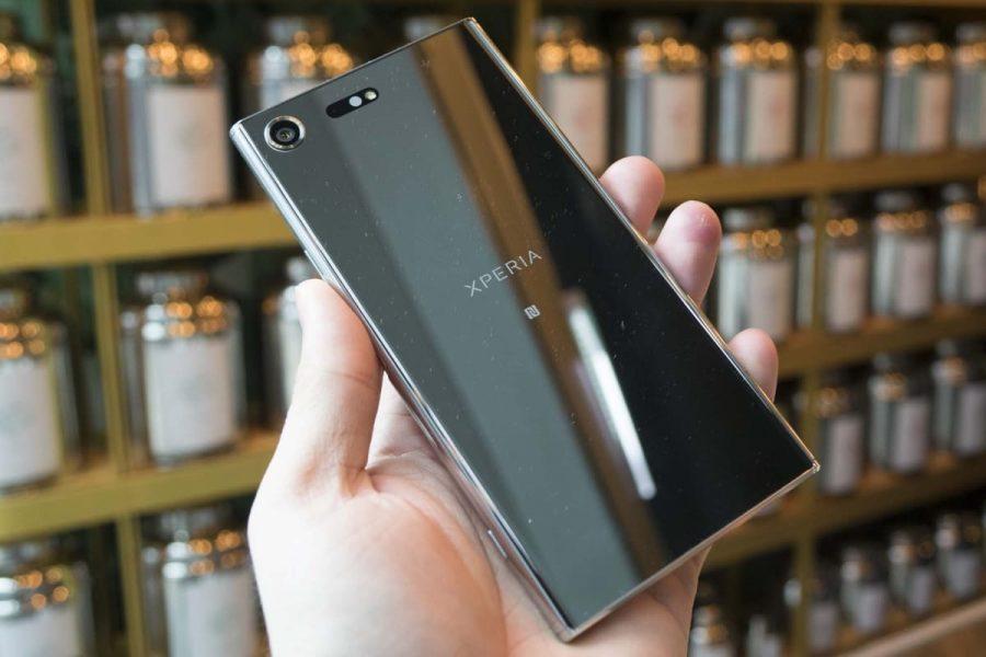 Sony Xperia XZ Premium уже в России+цена Другие устройства  - sony-xperia-xz-premium-ps4-slim-5
