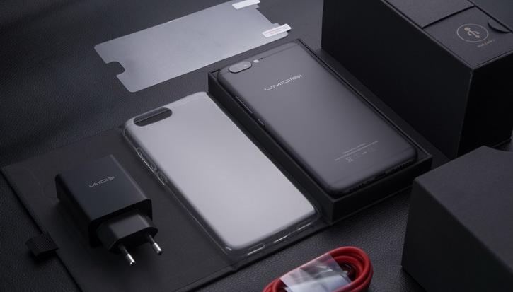 Распаковка тонкого UMIDIGI Z1 PRO на видео + фото Другие устройства  - umidigi_z1_unbox_02