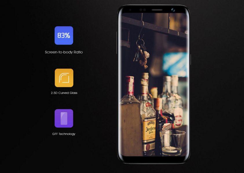 Bluboo S8 - бюджетный Galaxy S8: цена и дата старта предзаказов Другие устройства  - Skrinshot-30-07-2017-134122