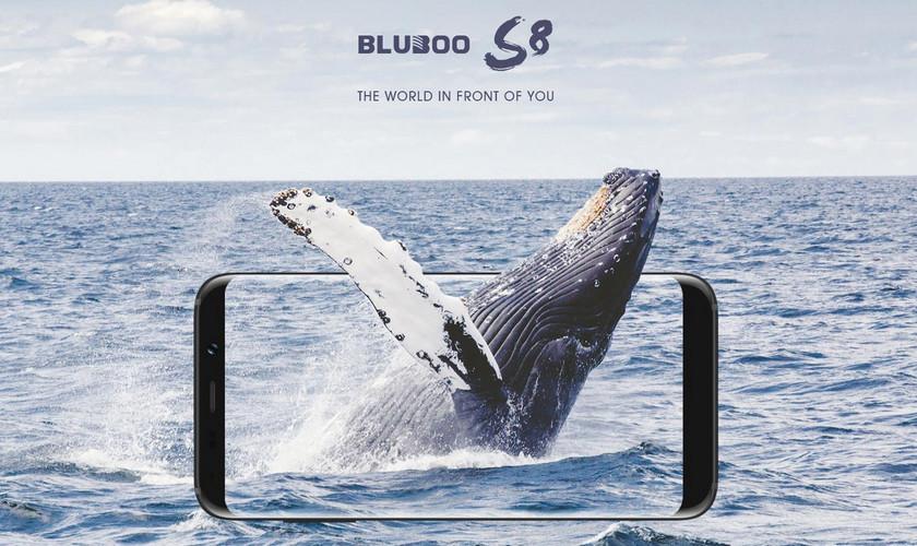 Смартфон из сплава, цинка и титана. Стоит ли ждать Bluboo S8 Другие устройства  - bluboo-s8-six-reasons-to-wait-27-july-1