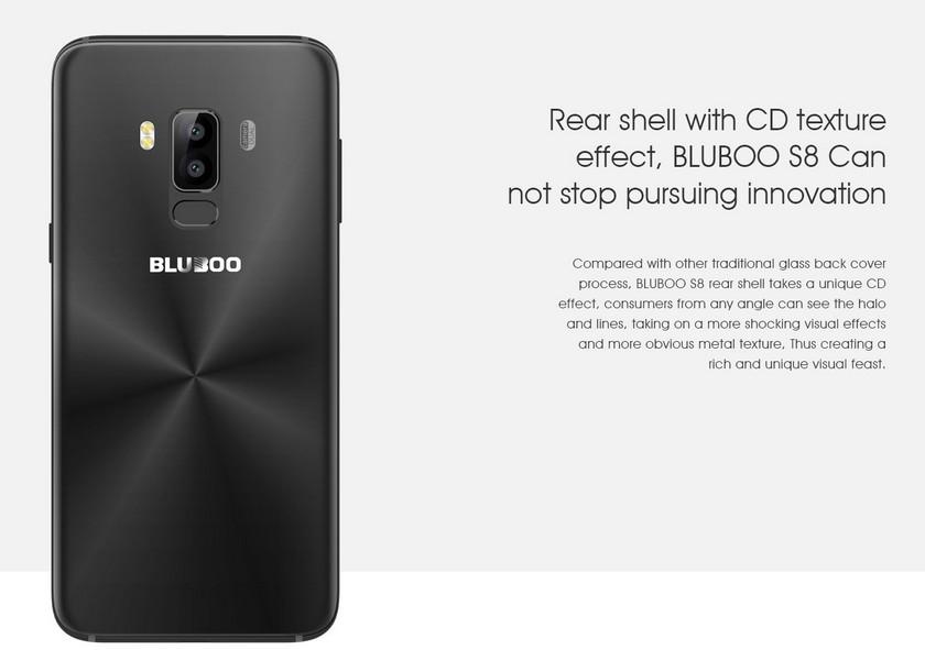 Смартфон из сплава, цинка и титана. Стоит ли ждать Bluboo S8 Другие устройства  - bluboo-s8-six-reasons-to-wait-27-july-4