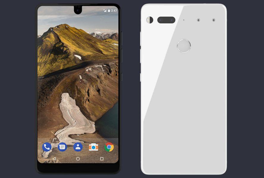 Из компании Essential - основателя Android, разбегаются сотрудники Другие устройства  - essential-phone-white