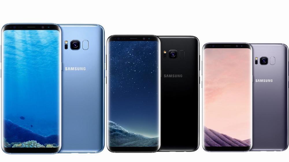 «Бесконечный» дисплей в Samsung Galaxy S8 mini ? Samsung  - galaxy-s8-color-1-1920x1080