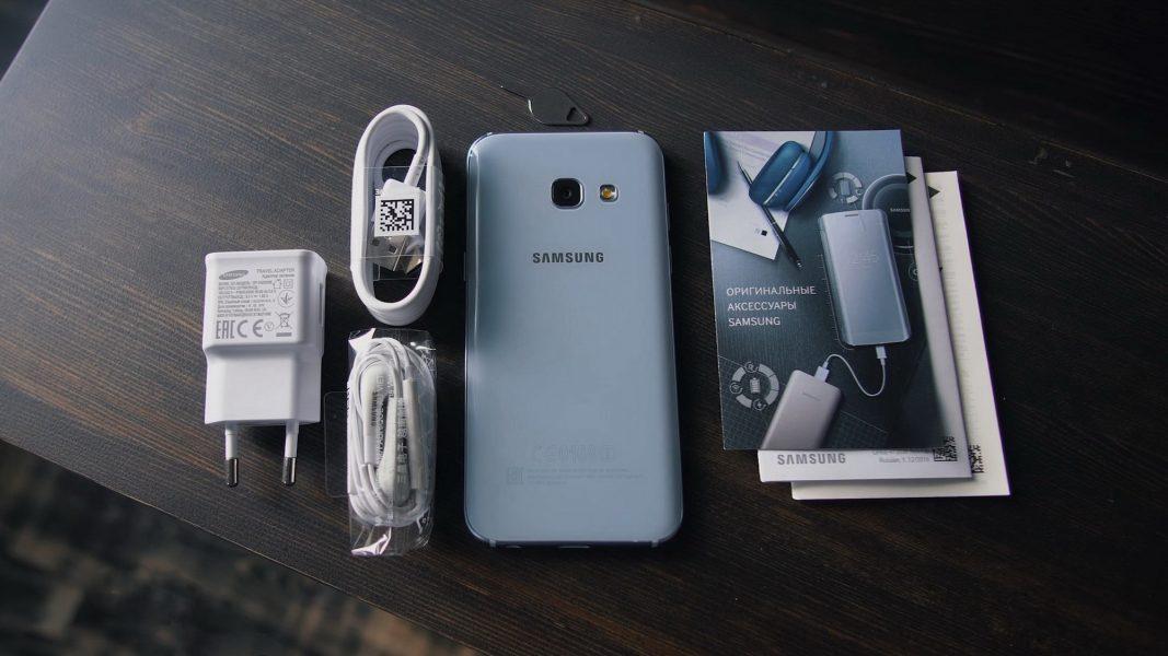 Samsung Galaxy A3 (2017) в России обновят до Android Nougat Samsung  - galaxy_a3_2017_obzor_12