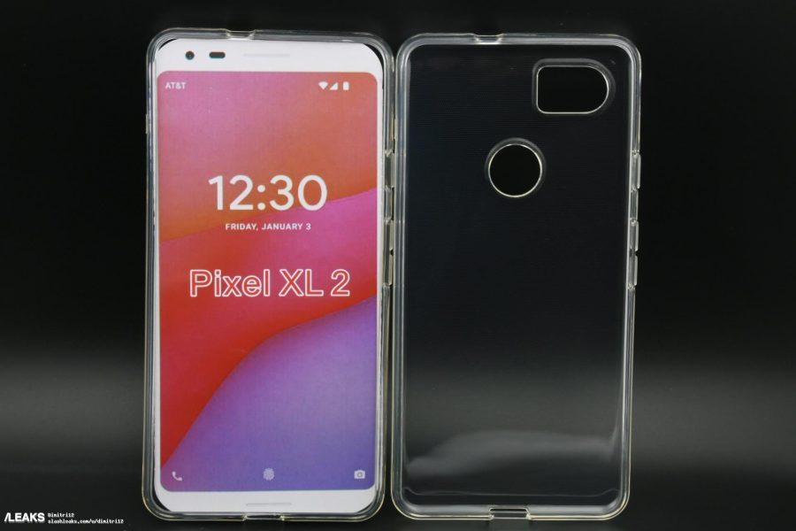 Google Pixel XL 2 – фото самого перспективного гаджета на Android 8.0 Другие устройства  - google-pixel-xl-2-case-2