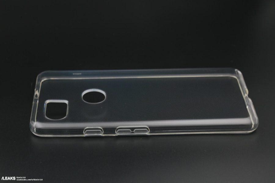 Google Pixel XL 2 – фото самого перспективного гаджета на Android 8.0 Другие устройства  - google-pixel-xl-2-case-5